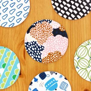 Scandinavian Pattern Collection(スカンジナビアンパターンコレクション) コースター
