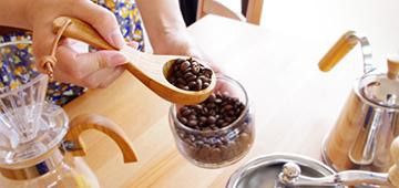 木製のハンドメイドコーヒー器具 チャバツリー